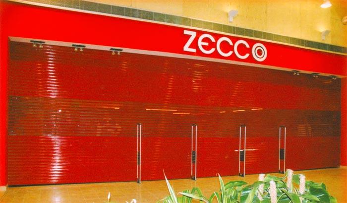 Торговый центр «Мега», павильон Zecco