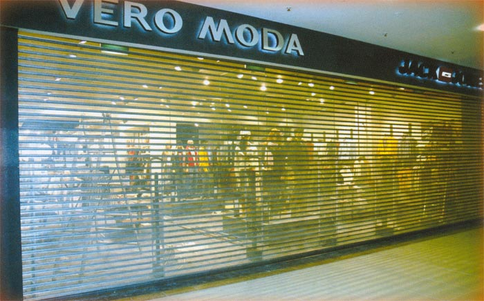 Супермаркет «Рамстор», павильон Vero Moda